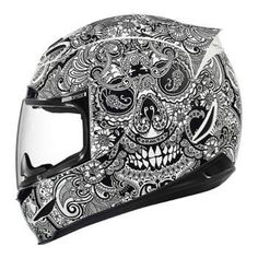 ICON - Airmada Chantilly Full-Face Motorcycle Helmet - Icon - NonExclusiveBrands - Cycle Gear