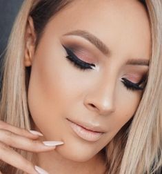 Desi Perkins~ Makeup Goals