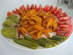 Comida vegetariana