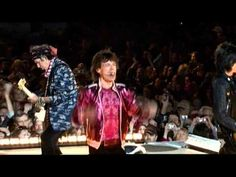"The Rolling Stones performing ""Get Off Of My Cloud"", live at Zilker Park, Austin, Texas, 22nd October 2006.    ""Get Off Of My Cloud"" was released as a single in 1965 and reached number one in both the UK and USA.    This version features Mick Jagger on vocals, Keith Richards on guitar, Charlie Watts on drums, Ronnie Wood on guitar, Darryl Jones on b..."