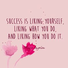 Success - Maya Angelou's Most Inspiring Words - Photos Favorite Quotes, Best Quotes, Life Quotes, Qoutes, Alberta Canada, Maya Angelo Quotes, Mya Angelou, Jamaica, Dolphin Quotes