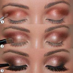 Ideas Step by Step Eye Makeup