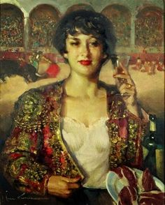 by José Cruz Herrera (Spanish, 1890–1972)