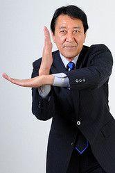 Bin Furuya, the original Ultraman suit actor!