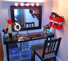 이미지 출처 http://www.jimoxuan.com/wp-content/uploads/2015/06/furniture-decoration-lightings-vanity-table-with-lights-target-with-innovative-black-vanity-and-beautiful-red-flower-design-vanity-table-with-lights-with-a-awesome-design-and-suitable-seats.jpg
