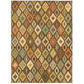 Found it at Wayfair - Shaw Rugs Melrose Chestnut Sierra Vista Rug