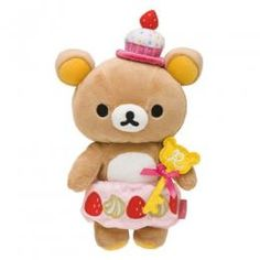 New San-x Rilakkuma Bear Plush Fleece Throw Blanket Kawaii Korilakkuma Japan