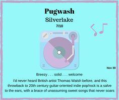 Indie Pop, Silver Lake, Pop Rocks, Rock Music, Passion, Album, Songs, Big, Rock
