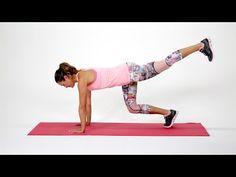 The Best 15-Minute Beginner Workout — No Equipment Needed | Class FitSugar - YouTube