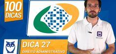 Concurso INSS | Dica 27 – Direito Administrativo