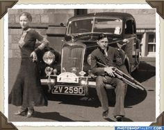 photos of bonnie and clyde | also featured are items found on bonnie and clyde right after the ...