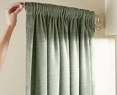 Get the optimum light from your windows when the curtains are open with one of our stylish drapery arms. The curtain pole has a hinged bracket that fixes to the Front Door Curtains, Small Window Curtains, Dormer Windows, Blinds For Windows, Curtains With Blinds, Bedroom Windows, Bedroom Doors, Triangle Window, Small Hall