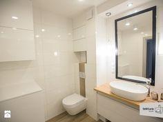 mieszkanie dla singla - Łazienka, styl minimalistyczny - zdjęcie od Tektura Studio