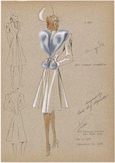 1930's+fashion+sketch+2.jpg (282×400)