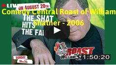 Streaming: http://movimuvi.com/youtube/SkNSZmYyblNYZEJacWtFVUhXRlVVUT09  Download: MONTHLY_RATE_LIMIT_EXCEEDED   Watch Comedy Central Roast of William Shatner - 2006 Full Movie Online  #WatchFullMovieOnline #FullMovieHD #FullMovie #Comedy Central Roast of William Shatner #2006