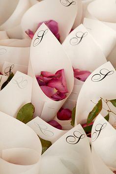 Throwing flower petals instead of the traditional throwing of rice and birdseed. Flower petals are allowed for beach weddings Summer Wedding, Diy Wedding, Wedding Events, Wedding Flowers, Dream Wedding, Wedding Day, Perfect Wedding, Destination Wedding, Wedding Planning