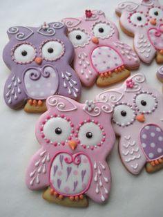 Mansikkamäki. Owls.