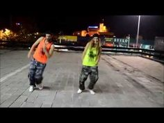 Dance Fitness - Rodry - Go! El Mambo del Tra, Nevena & Goran - YouTube