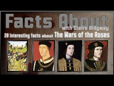 Wars Of The Roses, Ted Talks, Tv Videos, Historian, Documentaries, Fun Facts, Tv Shows, Funny Facts, Tv Series
