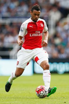 Francis Coquelin, my favorite player on Arsenal