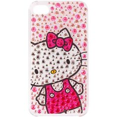Hello Kitty iPhone4 Skin