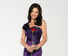 Once you wear Jean Fares Couture you ask for more! Bachelorette Desiree Hartsock chose another gown by Jean Fares to promote The Bachelorette last Monday's episode! Expect more new pic. Stay with us :)