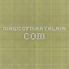magicofmaryblair.com
