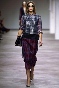 visual optimism; daily fashion fix.: dries van noten s/s 13 paris