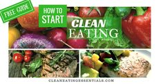 Discover how you can lose weight and start boosting your health today with this simple step-by-step clean eating post. Recipes and grocery list inside..
