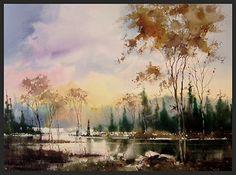 Autumn on Nogie's Creek -