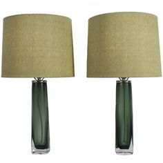 Pair of Carl Fagerlund Lamps - Carl Fagerlund