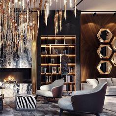 Premium interior design from Studia We embody your dreams in our unique style! ~ С удовольствием знакомим с нашим новым проектом -…
