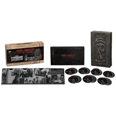 Sons of Anarchy 1-7 DVD Gift Boxset