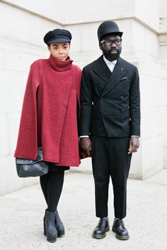 I like stylish couples