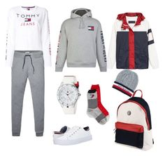"""Tommy Hilfiger weekend"" by vierabresto on Polyvore featuring Tommy Hilfiger"