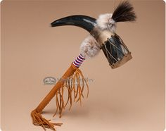 Navajo artists of the southwest have a unique display of Native American patterns and symbols that are painted on their Indian rattles. The Native American art of the Apache, Pueblo, Zuni and Hopi tribes can also be recognized for their differentiating characteristics.  Learn more about the use and craftsmanship of Native American rattles at http://www.missiondelrey.com/native-american-rattles-rawhide-gourd-turtle/