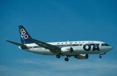 Olympic Airways B 737-360 [SP-LMD]