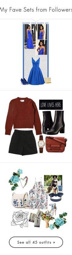 """""""My Fave Sets from Followers"""" by claire394 ❤ liked on Polyvore featuring Oris, Dolce&Gabbana, Alexander McQueen, Bulova, Paul Smith, Tila March, Summer, bikini, Sophie Anderson and Hello Darling"""