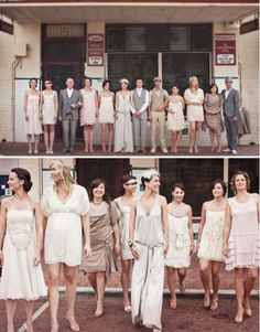Are You A Fan Of Vintage Style? Then How About A Great Gatsby Wedding Theme …    #Vintage #Retro #Wedding