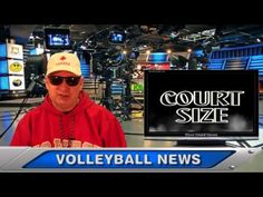 Here are quick facts regarding the dimensions of a volleyball court the size and court characteristics.