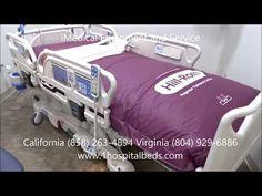 Hill Rom Progressa Bed Pulmonary Feature Pulmonary Hospital Hospital Bed