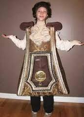 lumiere clock costume ile ilgili görsel sonucu
