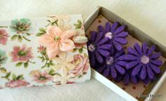Match box art kit