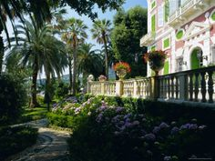 Villa Durazzo, Santa Margherita Ligure, Italy #AFChef