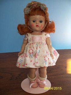 1953 Vogue Donna from Kindergarten Afternoon Series #DollswithClothingAccessories