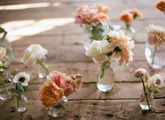 Photography: la de da photography - ladedaphotography.com    Read More: http://stylemepretty.com/2013/10/17/wisconsin-barn-wedding-from-la-de-da-photography/