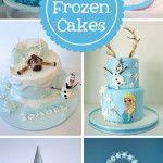 15 Amazing Frozen Inspired Cakes