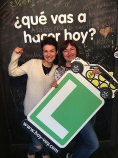 MARI SALGADO!!! #hoyvoy #autoescuela #granollers