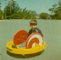 Loved my Big Wheel.