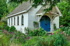 Washington State private chapel on estate